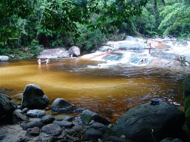 Cachoeiras do Sertão da Quina
